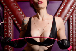 Mistress Natalie Dominatrix