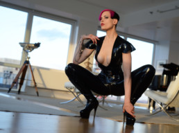 Mistress Natalie Lux Domination BDSM NYC
